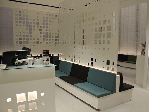 銀座総合美容クリニック 待合室写真