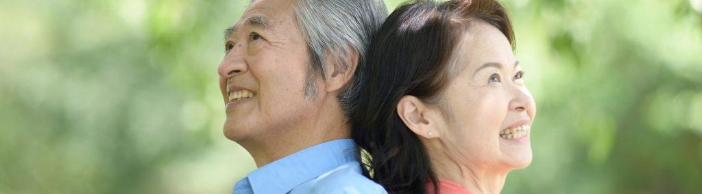 薄毛の原因 老人性脱毛症